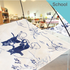 フクシン SPRING POPUP SHOP@kitahama blue stories-